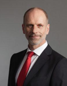 Stefan Rensinghoff, Geschäftsführer der North Channel Bank