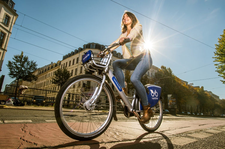 nextbike growth financing